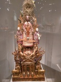 Shrine Like Sculpture at SF DeYoung