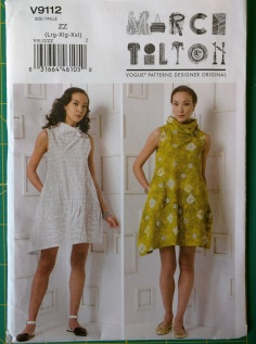 marcia tilden favorite dress pattern